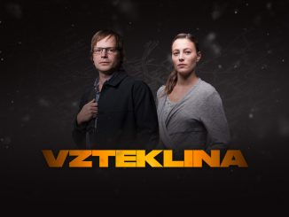Vzteklina (2018) online cz seriál
