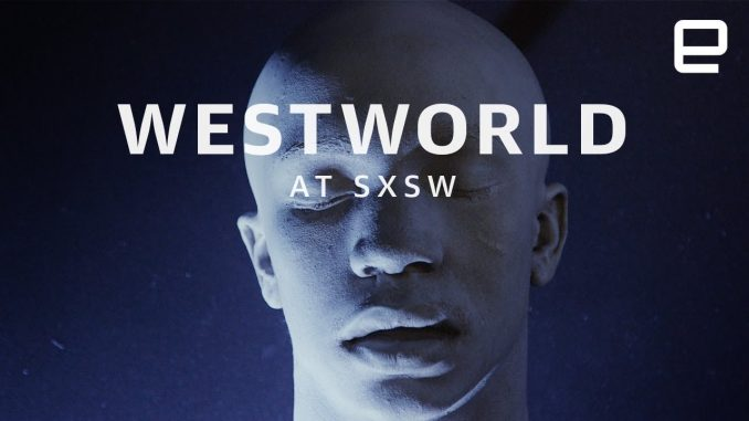 Westworld online cz seriál