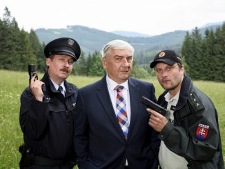 Strážmistr Topinka online seriál