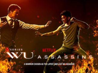 Wu Assassins online seriál