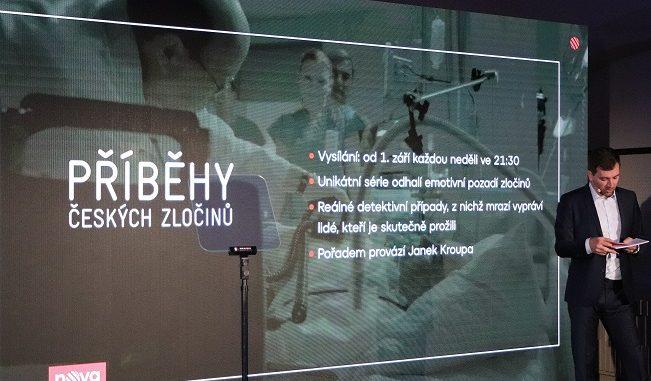 Příběhy českých zločinů online seriál