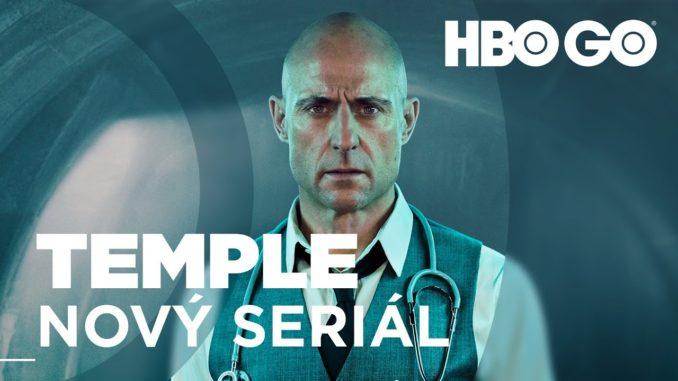 Temple online seriál