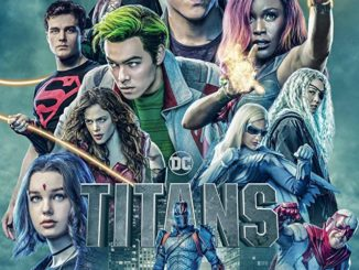 Titans online seriál