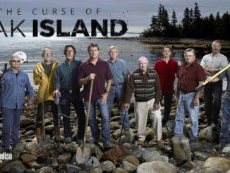 Prokletí ostrova Oak online seriál